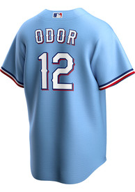 Rougned Odor Texas Rangers Nike Alternate Replica - Light Blue