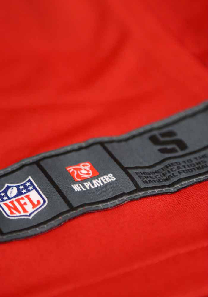 Jimmy Garoppolo Nike San Francisco 49ers Red Home Game Football Jersey - Image 6
