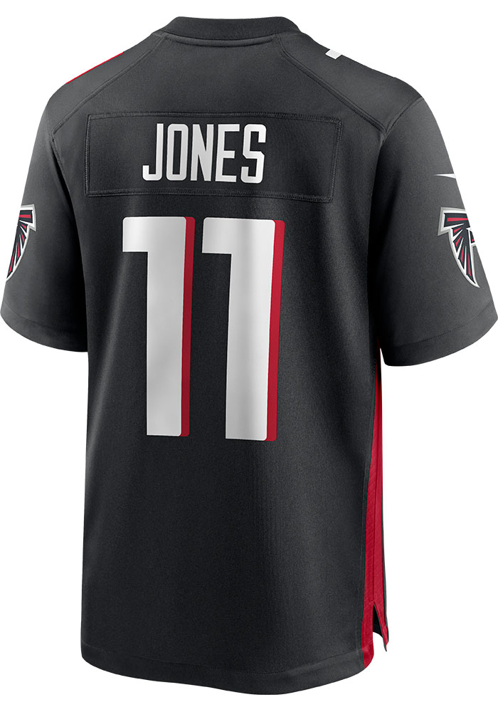 Julio Jones Atlanta Falcons Nike Home Game Football Jersey - Black