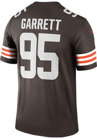 Myles Garrett Cleveland Browns Nike Home Legend Football Jersey - Brown