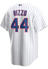 Anthony Rizzo Chicago Cubs Nike 2020 Home Replica - White