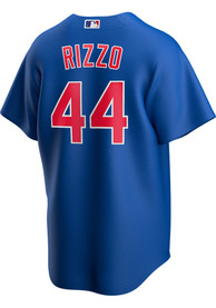 Anthony Rizzo Chicago Cubs Nike 2020 Alternate Replica - Blue