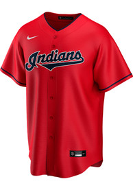 Cleveland Indians Nike 2020 Alternate Replica - Red