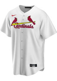 St Louis Cardinals Nike 2020 Home Replica - White