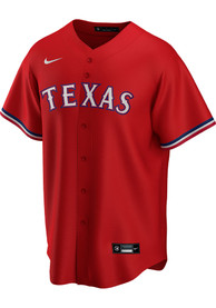 Texas Rangers Nike 2020 Alternate Replica - Red