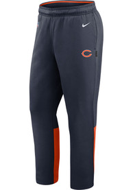 Chicago Bears Nike Woven Pants - Navy Blue