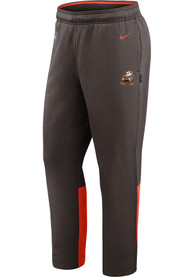 Cleveland Browns Nike Woven Pants - Brown