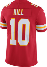 Tyreek Hill Kansas City Chiefs Nike Home Limited Football Jersey - Red