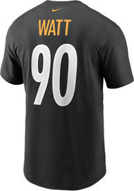 TJ Watt Pittsburgh Steelers Nike Primetime T-Shirt - Black