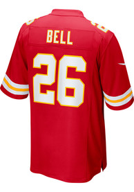 Le'Veon Bell Kansas City Chiefs Nike Home Game Football Jersey - Red