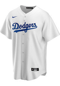 Los Angeles Dodgers Nike Home Replica Replica - White