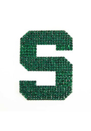 Michigan State Spartans Bling Pin