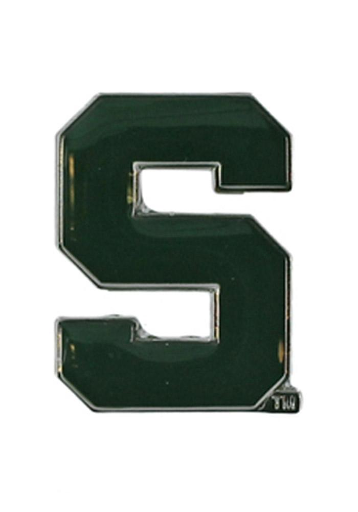 Michigan State Spartans S Pin