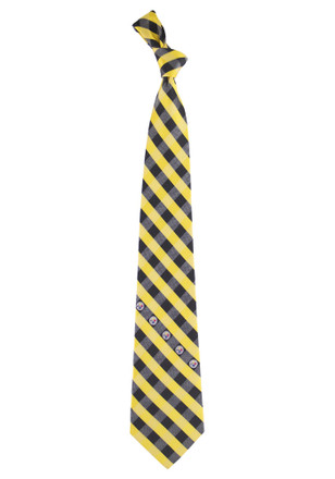 Pittsburgh Steelers Check Tie