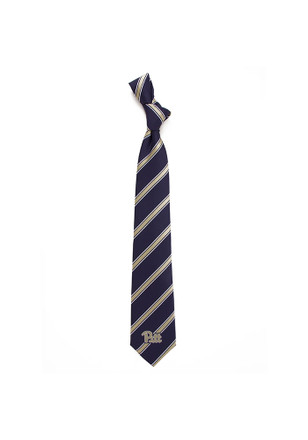 Panthers Poly Woven Tie
