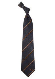 Chicago Bears Oxford Tie - Navy Blue