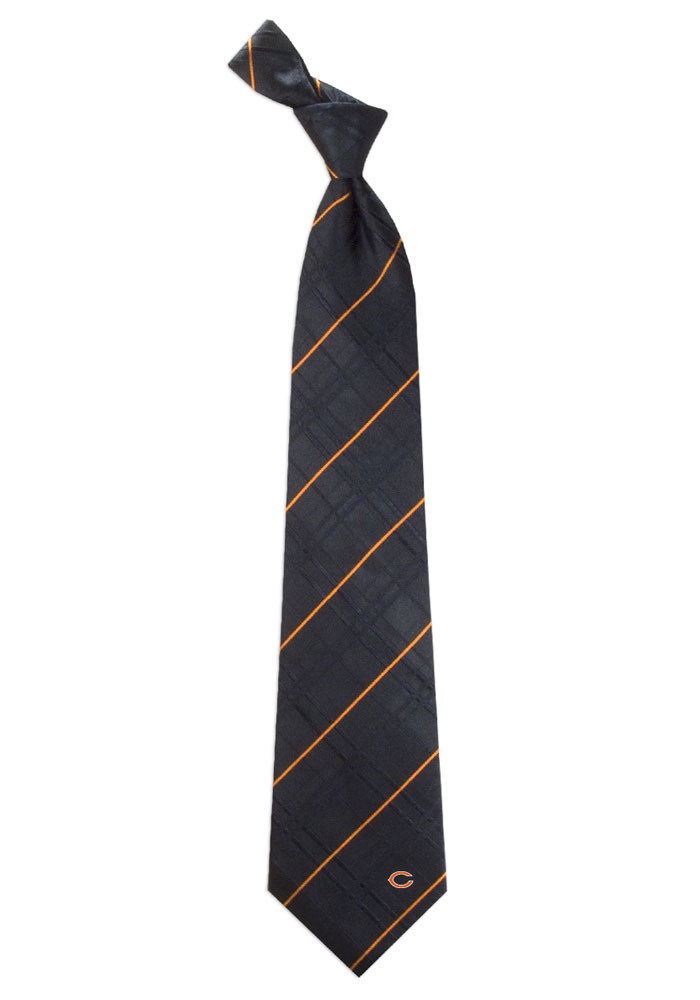 Chicago Bears Oxford Mens Tie - Image 1