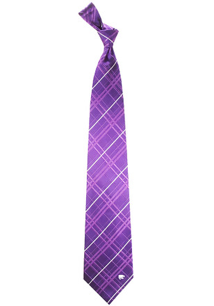 K-State Wildcats Oxford Tie