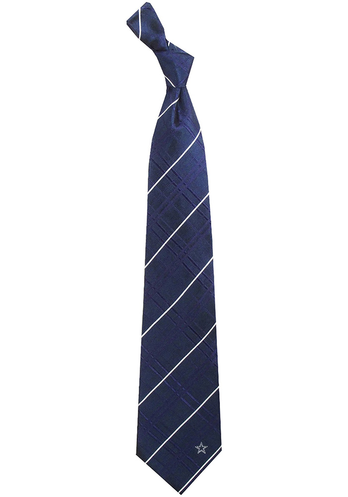 Dallas Cowboys Oxford Mens Tie - Image 1