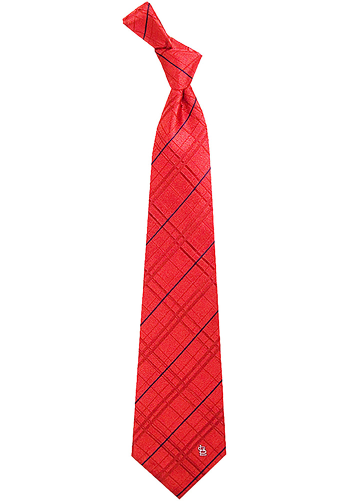 St Louis Cardinals Oxford Mens Tie - Image 1