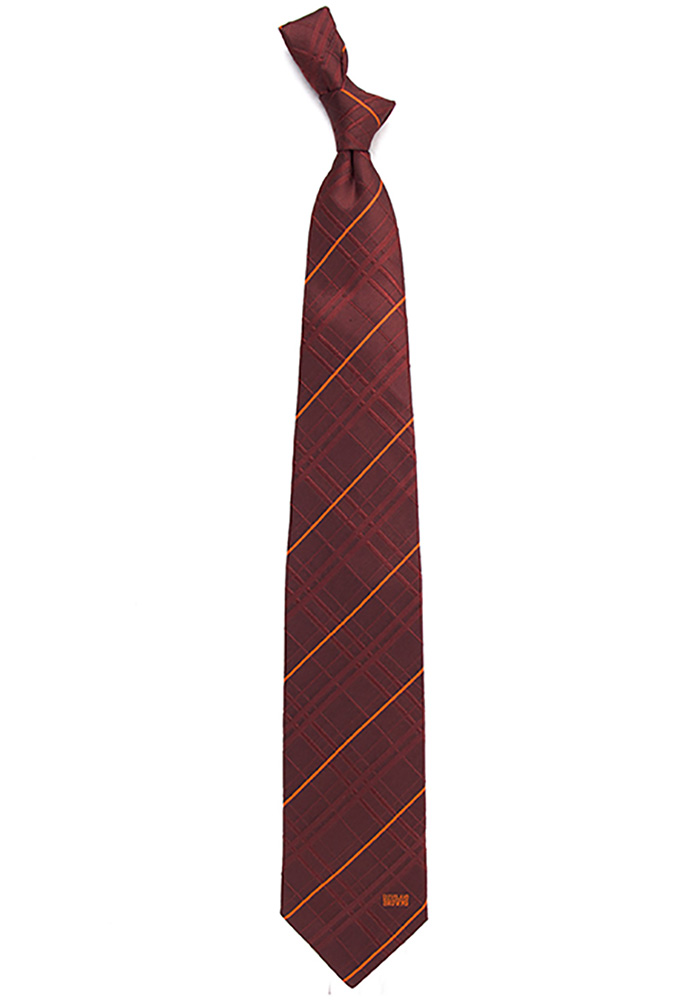 Cleveland Browns Oxford Woven Mens Tie - Image 1