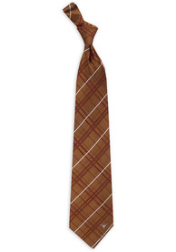 Texas Longhorns Oxford Tie - Burnt Orange