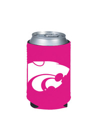 K-State Wildcats Pink Can Coolie