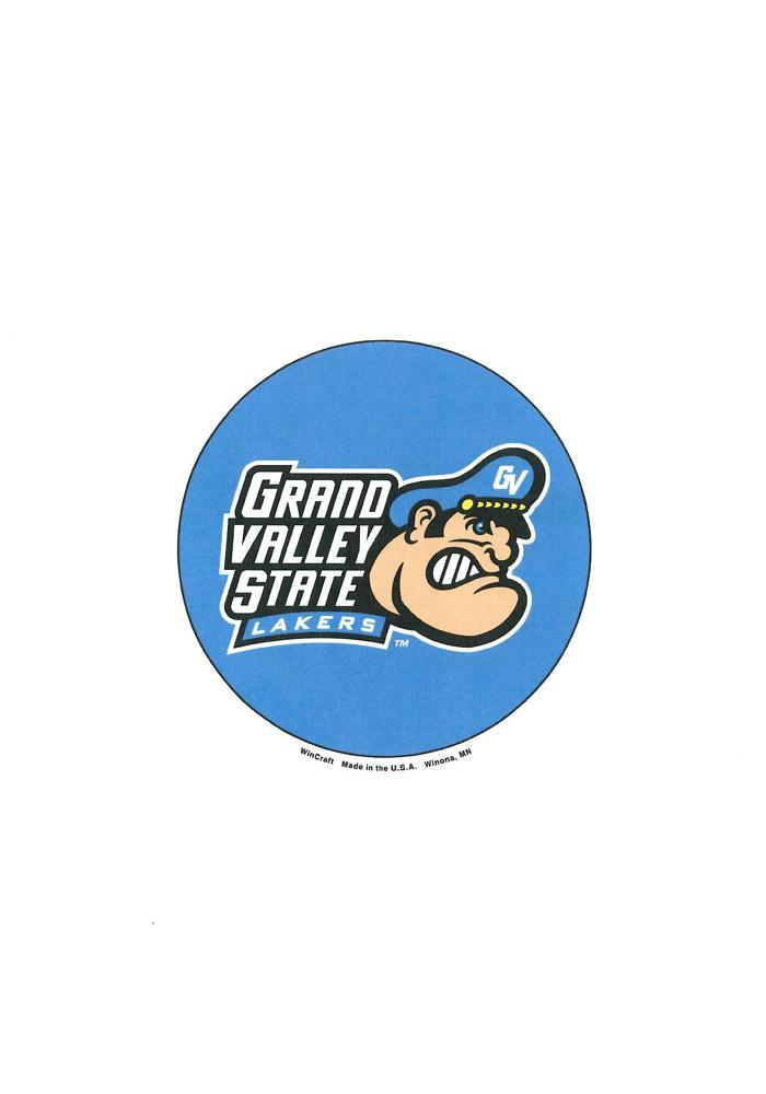 Grand Valley State Lakers 3 Inch Button - Image 1