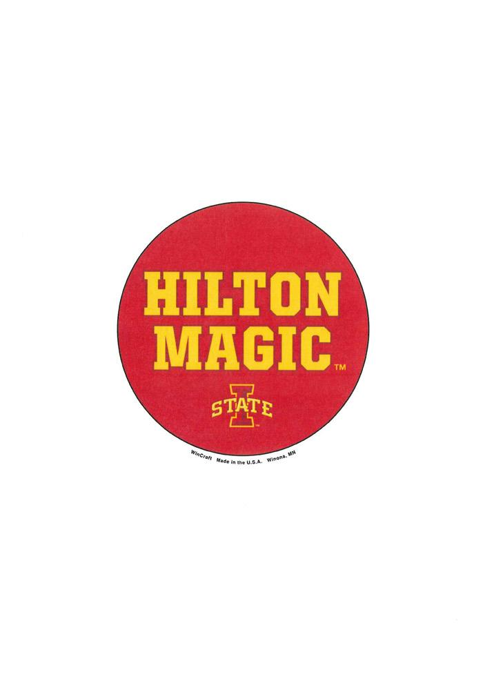 Iowa State Cyclones 3 Inch Button - Image 1