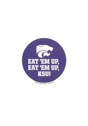 K-State Wildcats 3 Inch Button