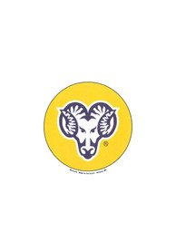 West Chester Golden Rams 3 Inch Button