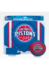 Detroit Pistons Slam Dunk Hoopset Basketball Set
