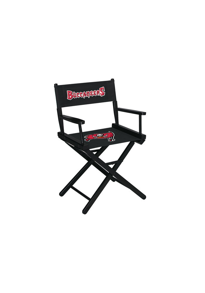 Tampa Bay Buccaneers Table Height Director's Chair - Image 2