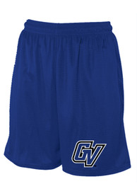 Grand Valley State Lakers Youth Blue Mesh Shorts