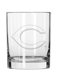 Cincinnati Reds 14oz Rock Glass