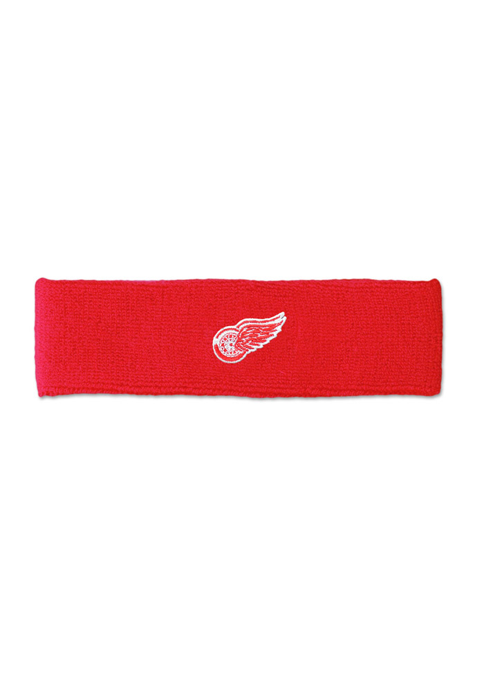 Detroit Red Wings Team Color Mens Headband - Image 1