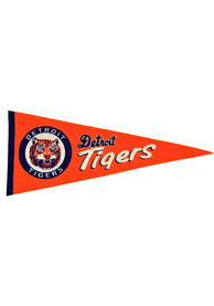 Detroit Tigers 13x32 Cooperstown Pennant