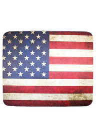 Colonial Rustic Flag Mouse Pad Mousepad