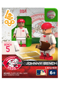 Cincinnati Reds Johnny Bench Johnny Bench Hall of Fame Gen 2 Collectible Player Oyo