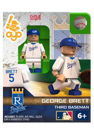 Kansas City Royals George Brett George Brett Hall of Fame Gen2 Collectible Player Oyo
