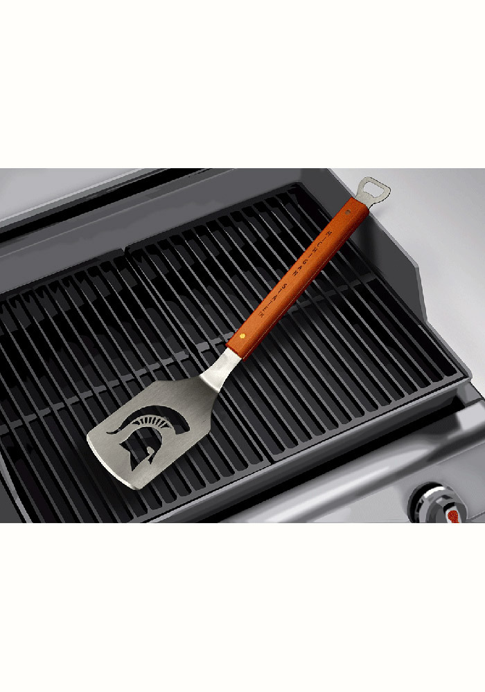 Michigan State Spartans Sportula BBQ Tool - Image 1