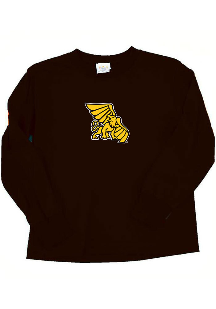 Missouri Western Griffons Toddler Black Mascot Long Sleeve T-Shirt - Image 1