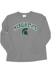 Michigan State Spartans Toddler Grey Arch T-Shirt