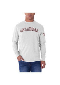 47 Oklahoma Sooners White Arch Fashion Tee