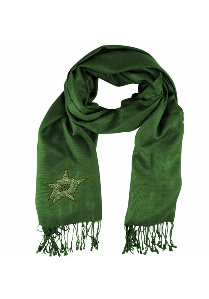 Dallas Stars Jewel Logo Pashi Womens Scarf - Image 1