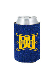 Drexel Dragons Glitter Can Coolie