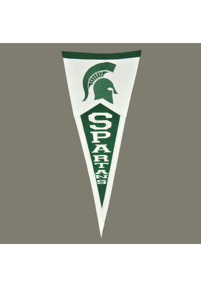 Michigan State Spartans 6x15 Mini Pennant - Image 1