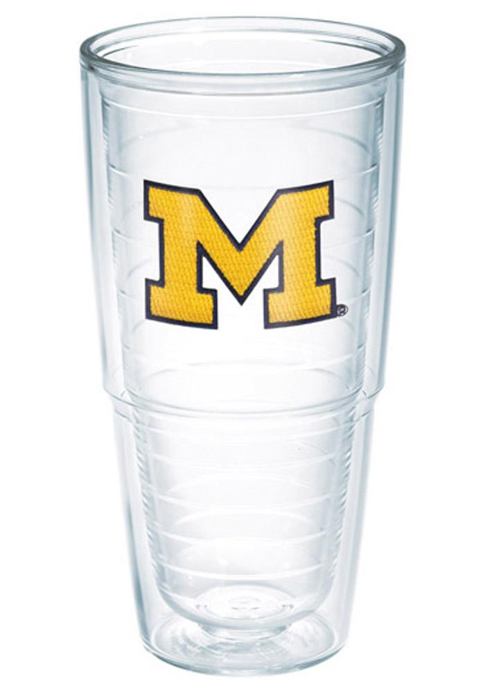 Michigan Wolverines 24 oz Tumbler - Image 1