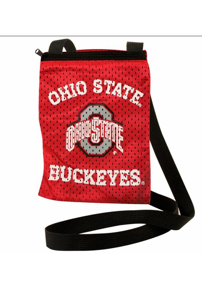 Ohio State Buckeyes Gameday Pouch Womens Purse - Image 1