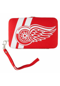 Detroit Red Wings Womens Smart Wallets - Red